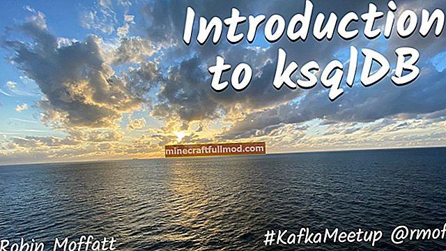 Въведение в съединителите Kafka