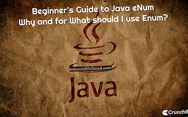 Panduan untuk Jumlah Java