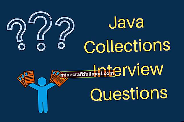 Soalan Temuduga Koleksi Java