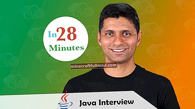 Ръководство за hashCode () в Java