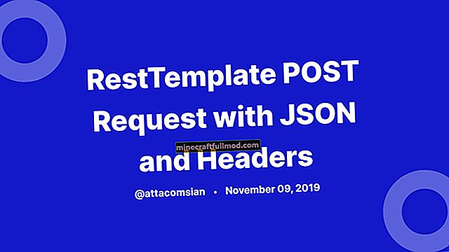 Membuat Permintaan POST JSON Dengan HttpURLConnection
