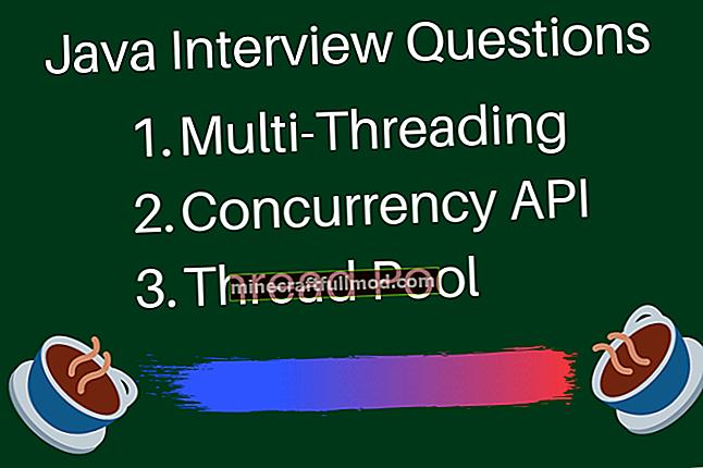 Soalan Temu Duga Bersama Java