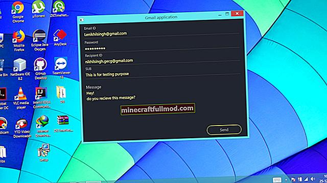 Menghantar E-mel dengan Java