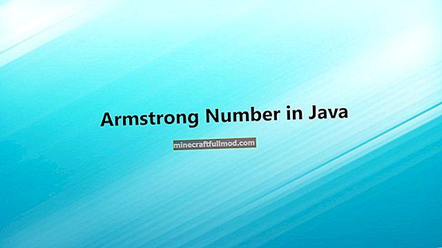 Membaca dan Menulis Input Pengguna di Java