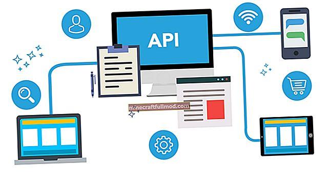 Uji REST API dengan keriting