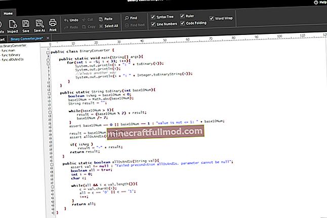 Java-filer Öppna alternativ