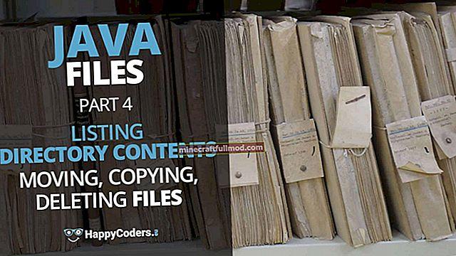 Cara Menyalin Fail dengan Java