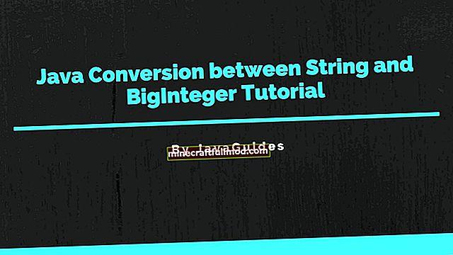 BigDecimal dan BigInteger di Java