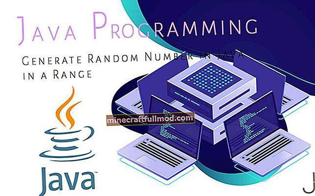 Генериране на случайни числа в диапазон в Java