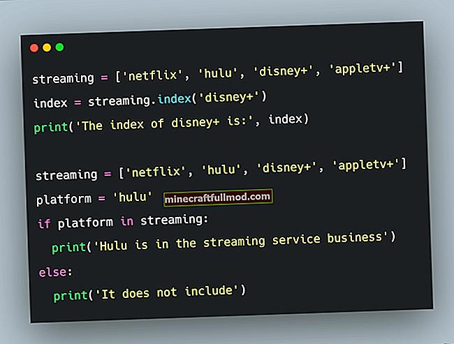 Cara Mencari Elemen dalam Senarai dengan Java