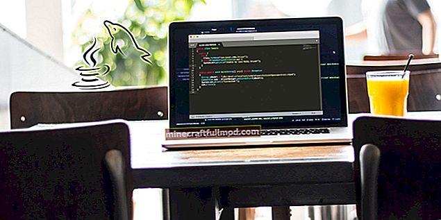 Sambungkan Java ke Pangkalan Data MySQL