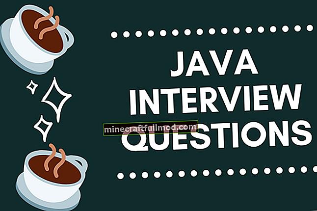 Soalan dan Jawapan Temu Bual Java String
