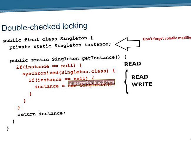 Ръководство за синхронизираната ключова дума в Java