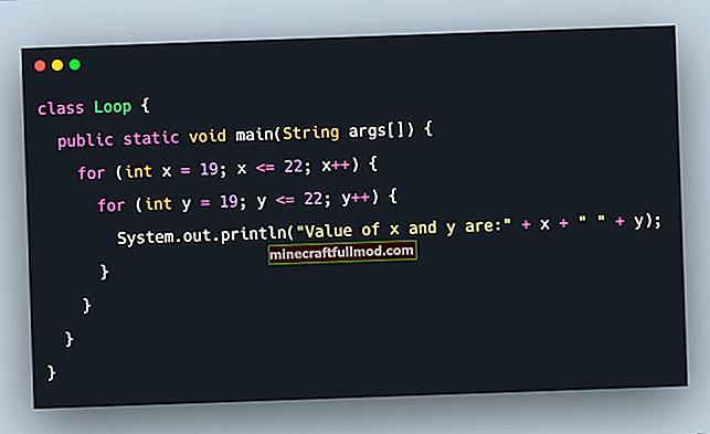 Java для циклу
