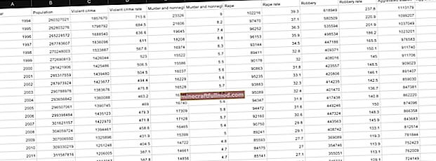Четене на CSV файл в масив