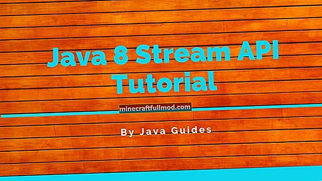 Урок за API 8 Stream API